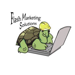 Flash Marketing Logo